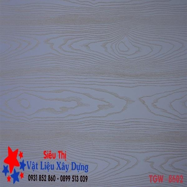 Tấm Ốp Tường PVC Vân Gỗ TGW-8602