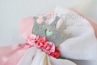 λαμπαδα-βαπτισης-κοριτσι-πριγκιπισσα-κορωνα-λουλουδια-ροζ-βεραμαν-χειροποιητη-ξυλινη