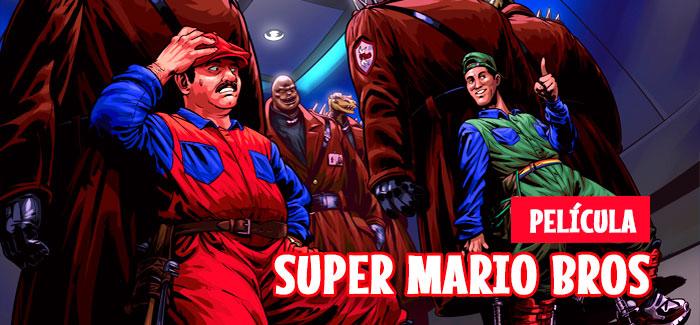 Super Mario Bros Película 1993