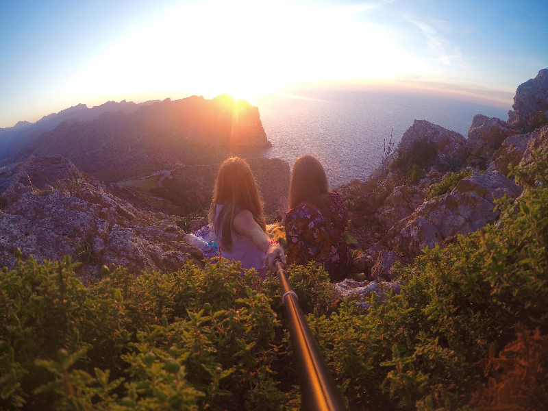 Where to catch the most perfect sunset in Formentor, Mallorca