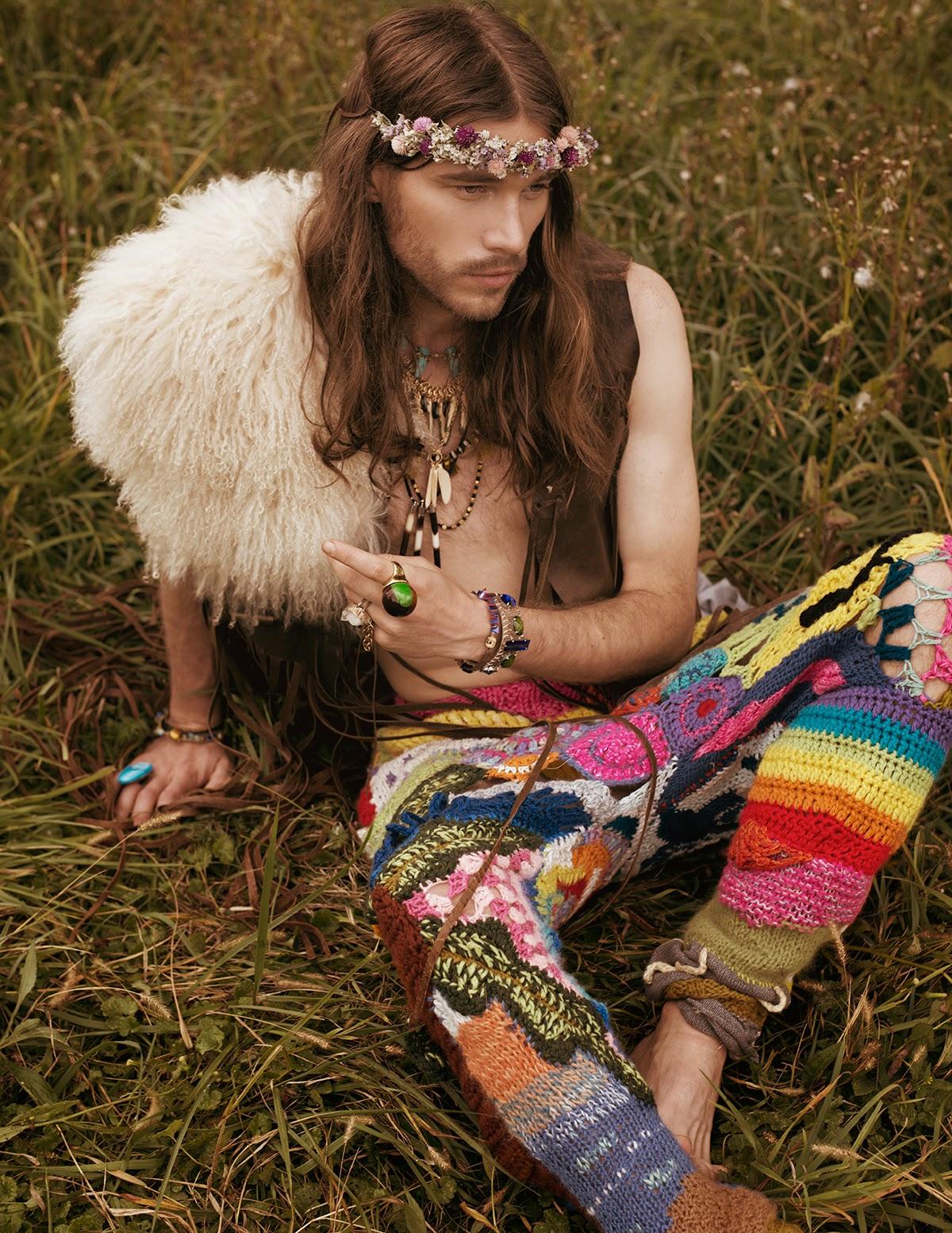 Nude Hippie Chicks
