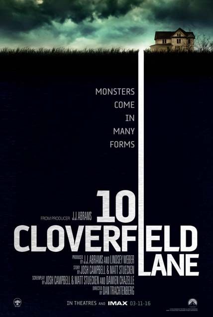 Sinopsis 10 Cloverfield Lane 2016
