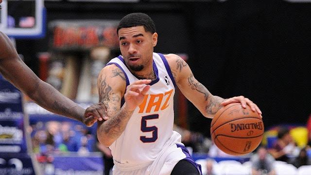 Suns menandatangani Josh Gray ke Kontrak 10 Hari