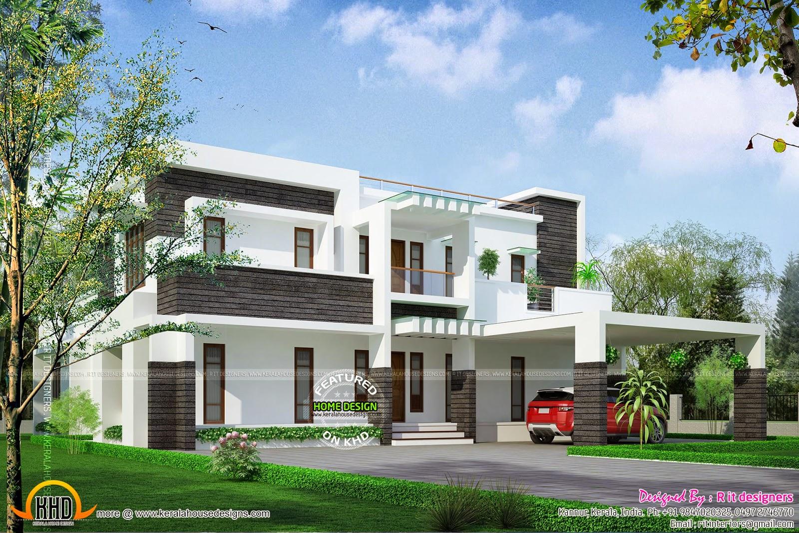 Architectural Design Of 120 Yard House | Modern Design on