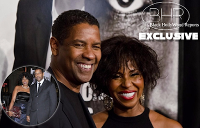 """The Marriage Is On Its Last Legs"" Speculations Has Been Spreading That Actor Denzel And Wife Pauletta Maybe Splitting Up !"