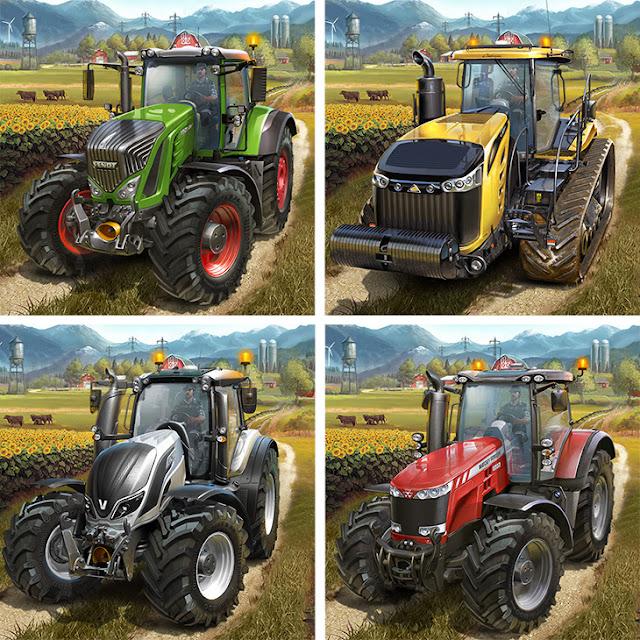 Farming PRO Simulator Android