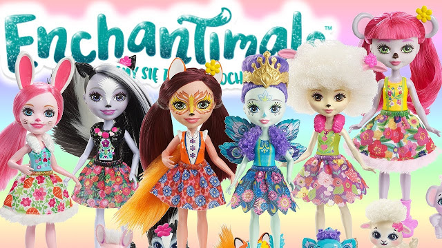 Enchantimals de mattel