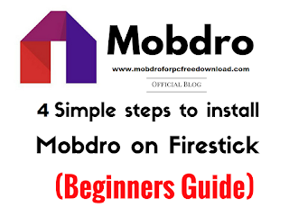 Mobdro on Firestick - With 4 Simple Steps