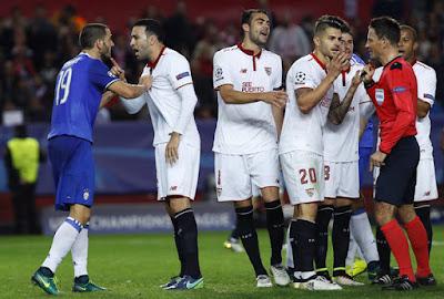Crónica Sevilla FC 1 - Juventus 3