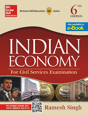 Download Free Tata McGraw Hill Indian Economy Book PDF