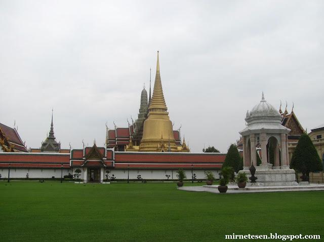 Большой Дворец, Бангкок - стоит ли идти?