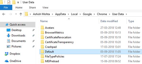 Mengatasi Google Chrome bermasalah di PC