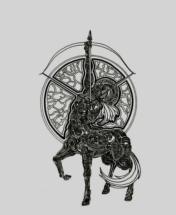 Sagittarius Tattoos Designs And Ideas