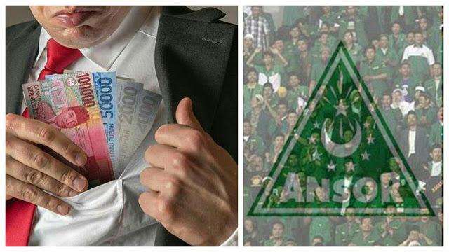 Warga NU Geger, Terungkap Uang Panas E-KTP Habis untuk Pemilihan Ketum GP Anshor