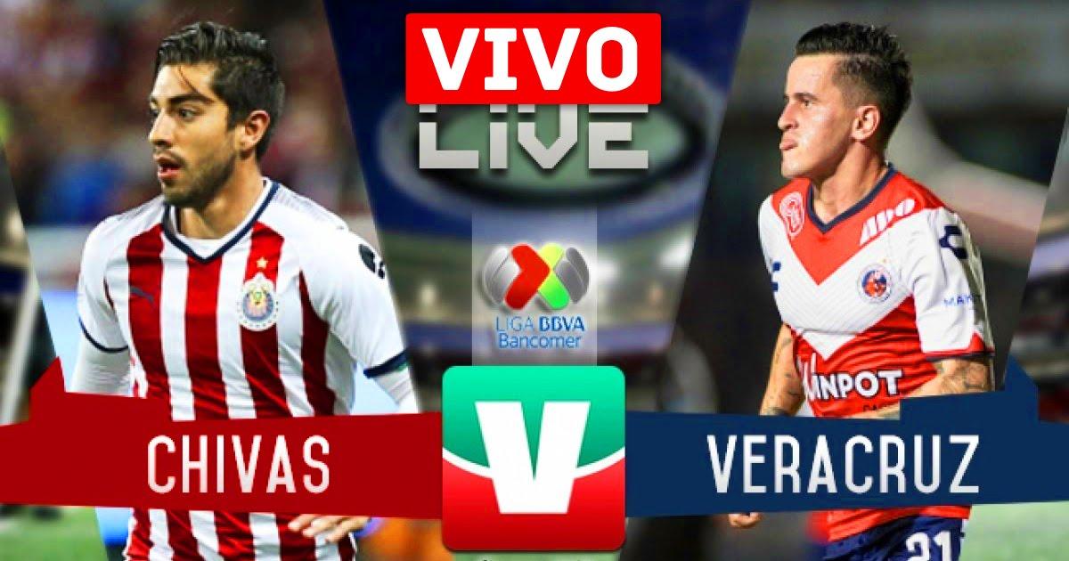 Guadalajara Chivas vs Veracruz