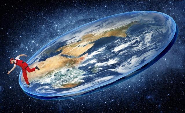 Fakta Logis | Sebenernya Bumi itu Emang Bulat Atau Datar ?