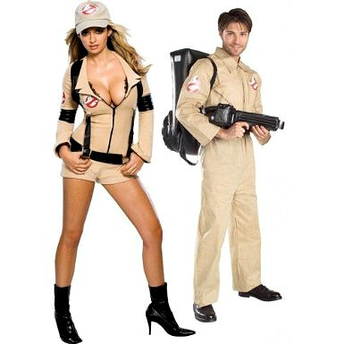 Ghostbusters Halloween costumes for men and women