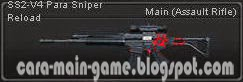 Senjata Point Blank SS2-V4 Para Sniper Reload