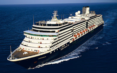 Holland America's Zuiderdam Utilizes Brooklyn Cruise Terminal