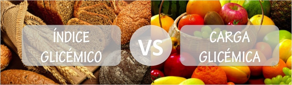 Carga glucemica de las frutas