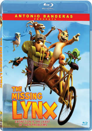 The Missing Lynx 2008 BRRip 300MB Hindi Dual Audio 480p ESub Watch Online Full Movie Download bolly4u