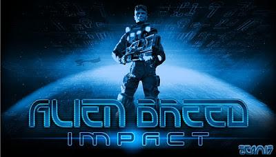 Free Steam Game: Alien Breed Impact ~ Indie Kings