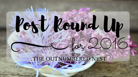 Post Roundup for 2016