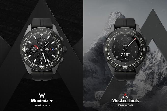 LG Watch W7: reloj mecánico e inteligente a la vez