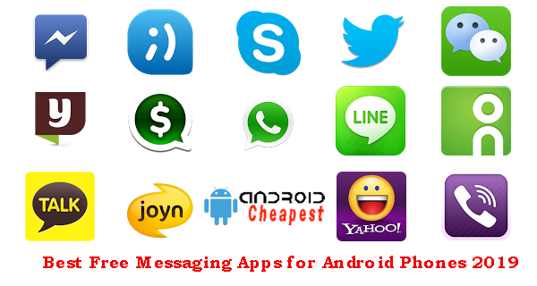 Best Free Messaging Apps for Android Phones 2019