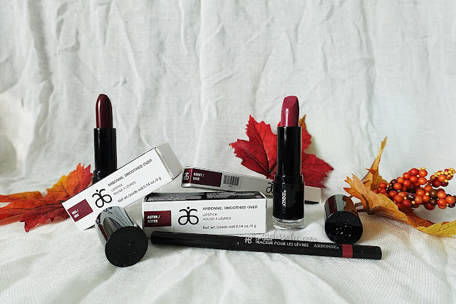 arbonne, arbonne intelligence, arbonne lipsticks, arbonne smoothed over lipsticks, arbonne smoothed over lipsticks review