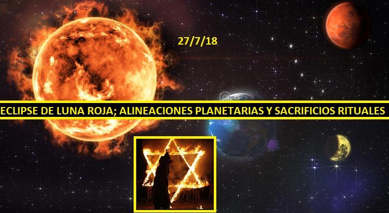 Eclipse lunar 2018, en vivo: transmisión online desde África