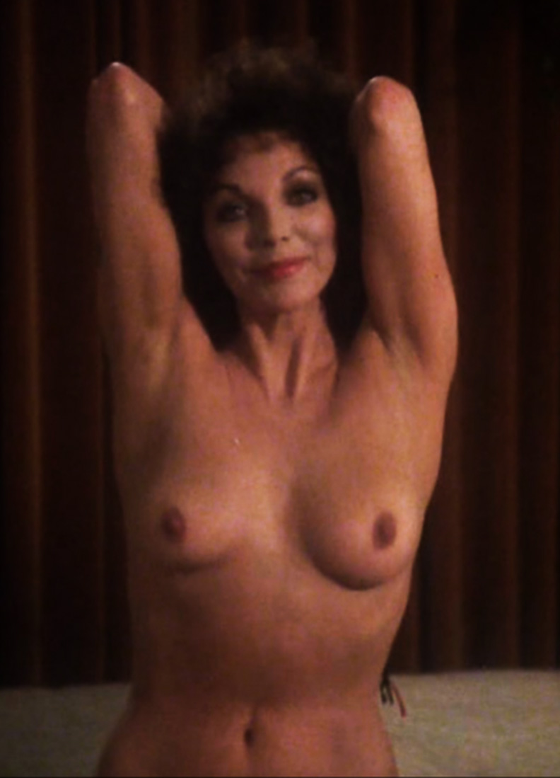 Joan collins nude playboy