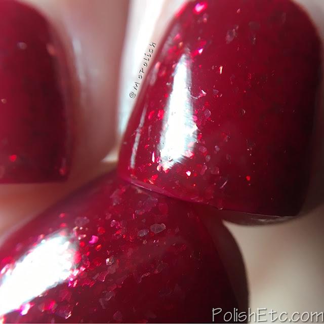 Takko Lacquer - Queen of Hearts - McPolish