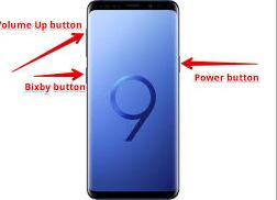 Cara Memperbaiki Black Screen pada Samsung Galaxy S9 +  2