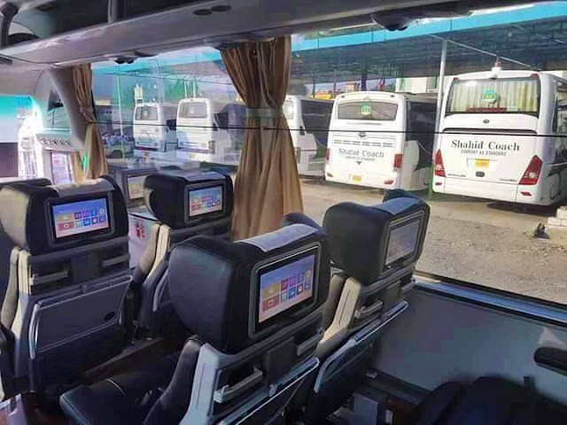This Private Luxury Bus Service Is All You Need For Travel