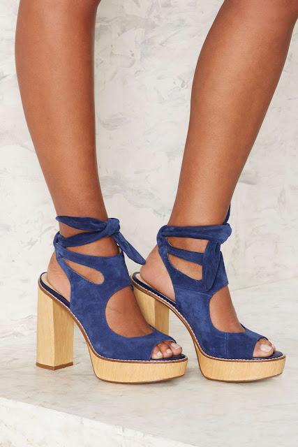 zapatos de plataforma para verano