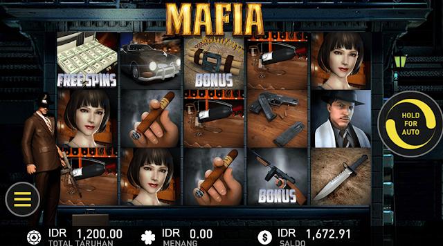 SITUS AGEN SLOT MAFIA GAMES W88