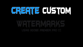 How To Create Watermark on Video
