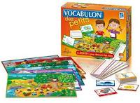 Jeu éducatif: Vocabulon des petits