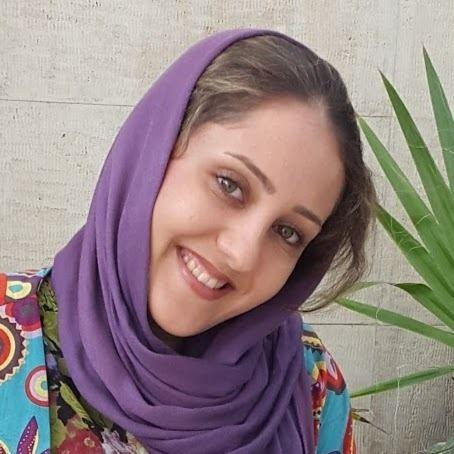 Aida Mohammadkhani Iranian actress