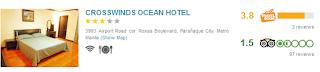 Hotels Near Manila Airport crosswinds hotel