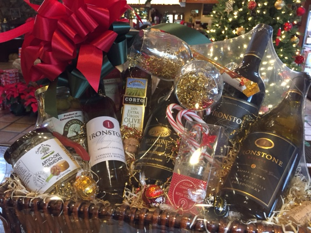 Gift Baskets for Christmas and New Years now available! & Ironstone Heritage Museum: Gift Baskets for Christmas and New Years ...