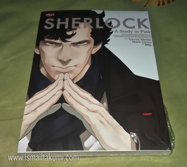 Review Singkat Komik Sherlock Terbitan M&C!