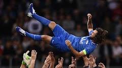 Pertandingan Perpisahan Andrea Pirlo Penuh Bintang Sepakbola