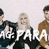 Book Tag: Paramore