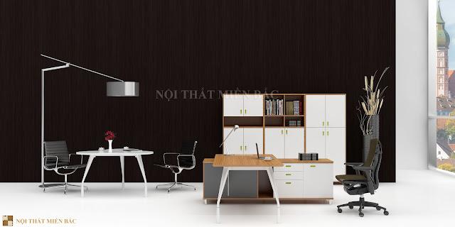 Lựa chọn tủ giám đốc nhập khẩu có kiểu dáng thích hợp nhất với không gian phòng giám đốc để tạo sự trang nhã, đẳng cấp cho phòng giám đốc