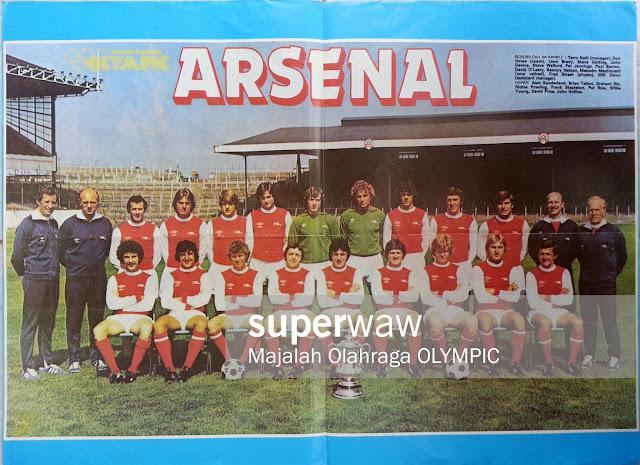 Team Arsenal 1979