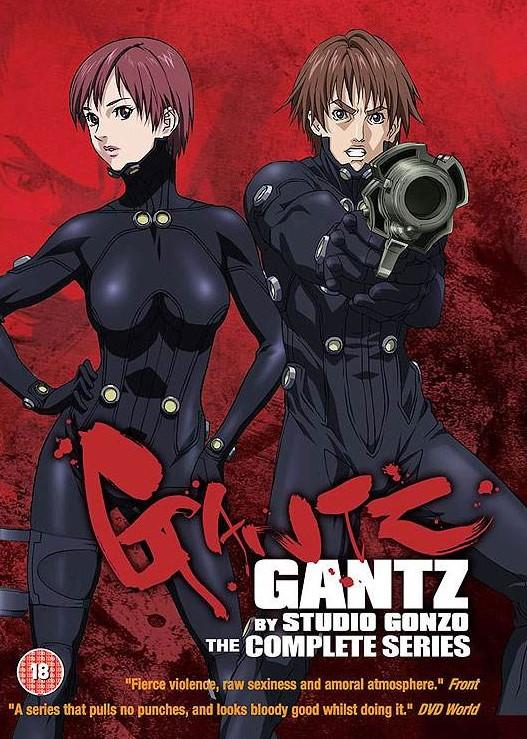 Gantz – Dublado Online