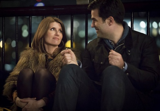 Sharon Horgan y Rob Delaney en Catastrophe