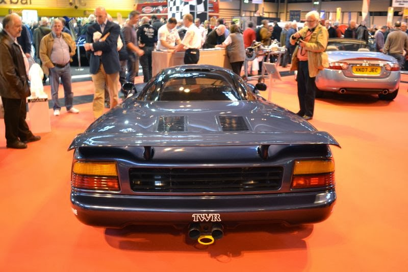 The Petrol Stop: 1990-92 Jaguar XJR-15